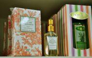 Fragrâncias com aroma Francês como EAU de PROVENCE, da Cia. da Terra para mulheres elegantes e de bom gosto.