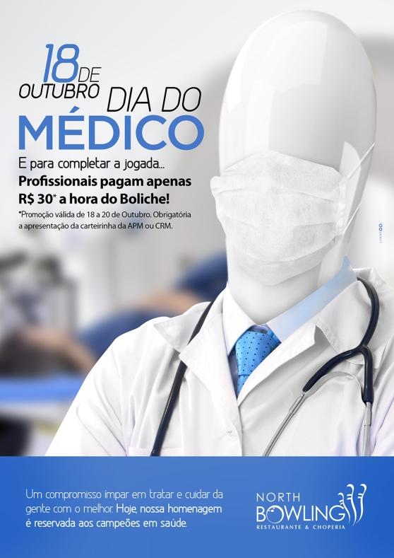 Dia do Médico - North Bowling
