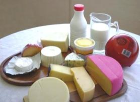leite-derivados Ilustração