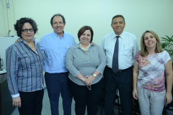 Maria Paula, Walter Bernardelli, Major, Reginaldo da Silva e Renata Marins