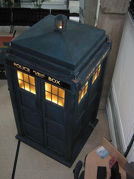 450px-TARDIS