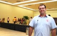 Thiago Santos -gerente de eventos
