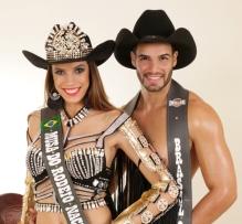 Natália e David vencedores 2014