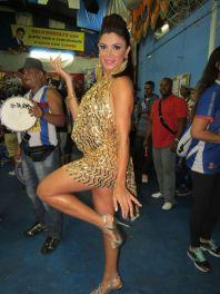 Princesa da Bateria - Michele Alves