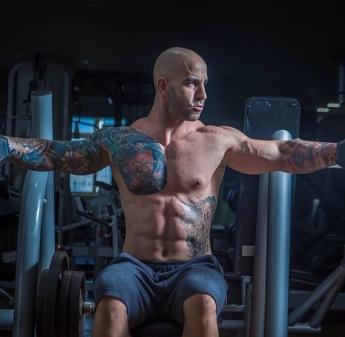 Bruno Dias campanha fitness- Foto de Wolmer Faria