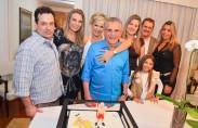 Carlos Alberto e convidados