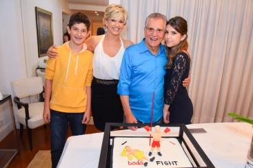 Carlos Alberto e Familia