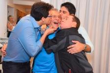 Celso Portiolli, Carlos Alberto, Cesar Filho e Raul Gil (2)