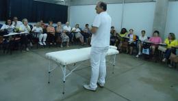 Gerson ministra palestra no UAMI