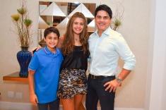Luigi Lorenzo, Luma Mickely e Cesar Filho (1)