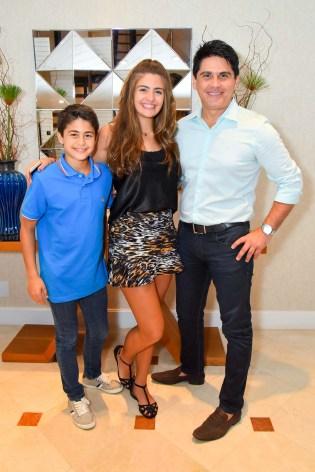 Luigi Lorenzo, Luma Mickely e Cesar Filho (2)