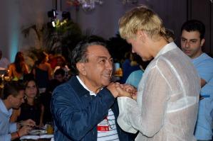 Xuxa e Mauricio de Sousa (3)