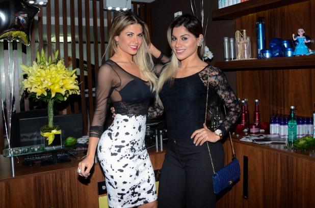 Cacau Colucci e Vanessa Mesquita - Foto: Eduardo Martins / Azzi Agency