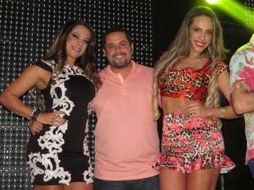 Yara Muniz, Danilo Dantas e Ana Paula Ferrari