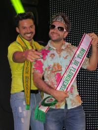Matheus Gouveia e Elcio Coronato
