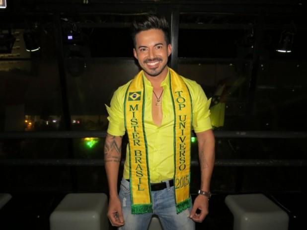 Matheus Gouveia - Mister Brasil 2015