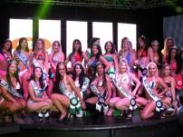 Parte das Vencedoras do Musas do Brasileirão 2015