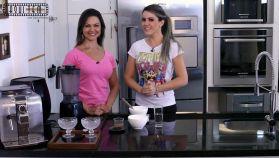 Maísa Magalhães e Tânia Oliveira