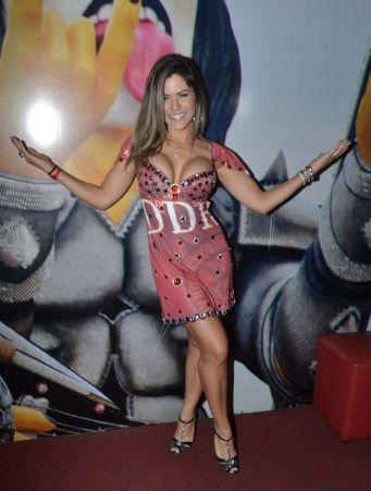 Tânia Oliveira - Foto: Araújo / Azzi Agency
