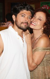 Daniel Rodrigues e Tânia Alves
