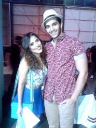 Camila Camargo e Rafael Grisoste