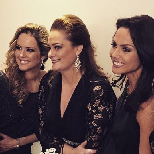 Misses 4- Flavia Cavalcante, Patricia Godoi Najar e Carol Otto