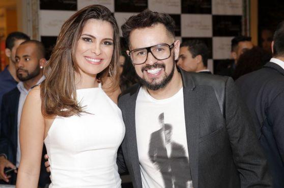 Kamila Salgado e João Franco