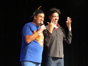 Sergio Mallandro e Marcelo Guti - Tradudor Interprete