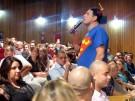 Sergio Mallandro e Público da Plateia