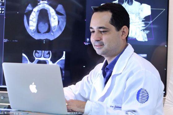 Dr.Esdras Guimarães - Fotos: Márcio Dantas - Divulgação