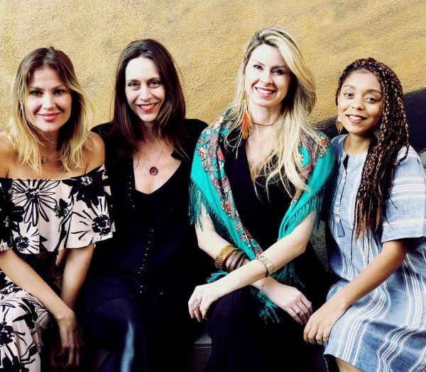 Bate-papo com Vivian Mocelli, Kelly Jabour, Ellen Jabour e Samanta Luz