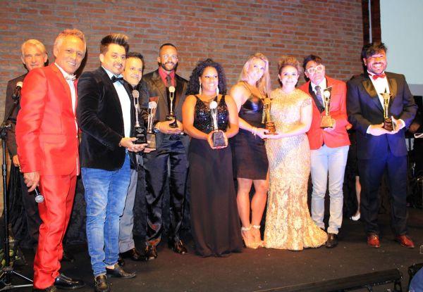 Prêmio Oscar Projeção Nacional e Êxito Profissional 2018